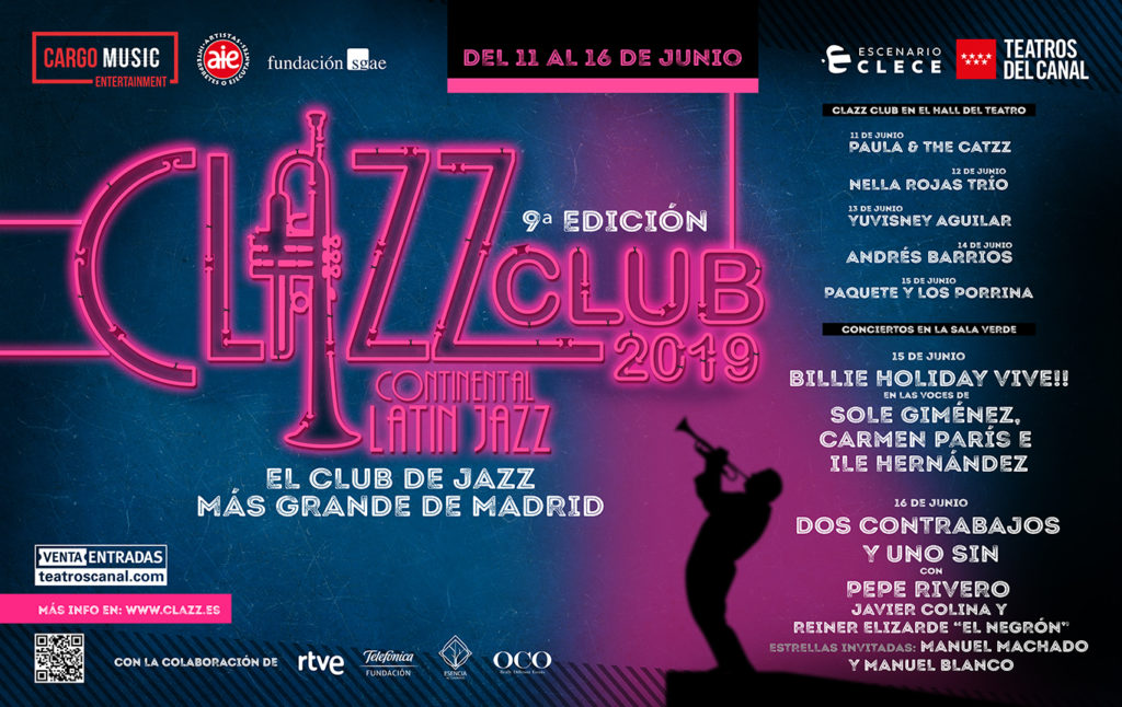 clazz madrid 2019